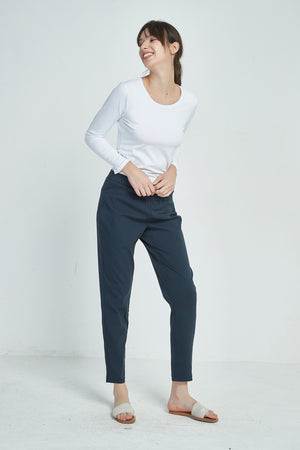 17A296-9 STRAIGHT 7/8 PANT (more colours available)
