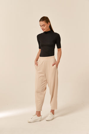 SEAM DETAIL SWEAT PANT