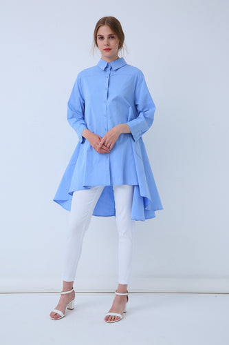 18A8048 COTTON SWING BACK SHIRT