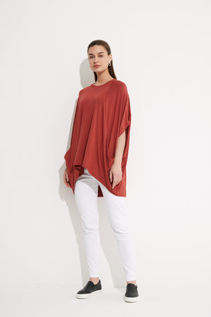 OVERSIZED RELAXED TOP