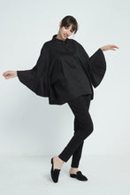 18A80178 PONCHO LOOK SHIRT (more colours available)