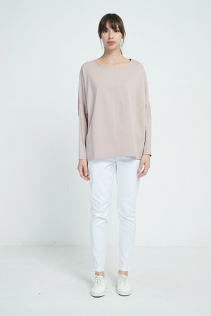 19A9002 PLUS SEAM TOP (more colours available)