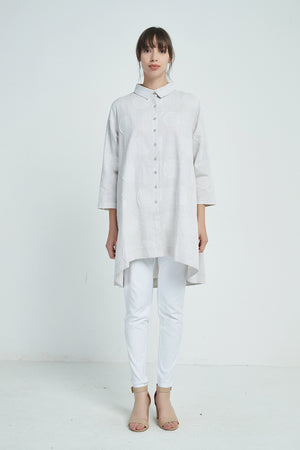 19A9010 LONG BIG SPOT SHIRT (more colours available)