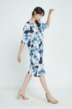 INK BLOT DRESS