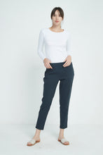 17A296-7 STRAIGHT CROP PANT (more colours available)