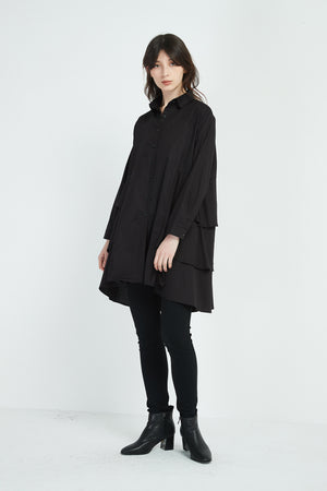 TRIPLE LAYER SHIRT LONG SLEEVE