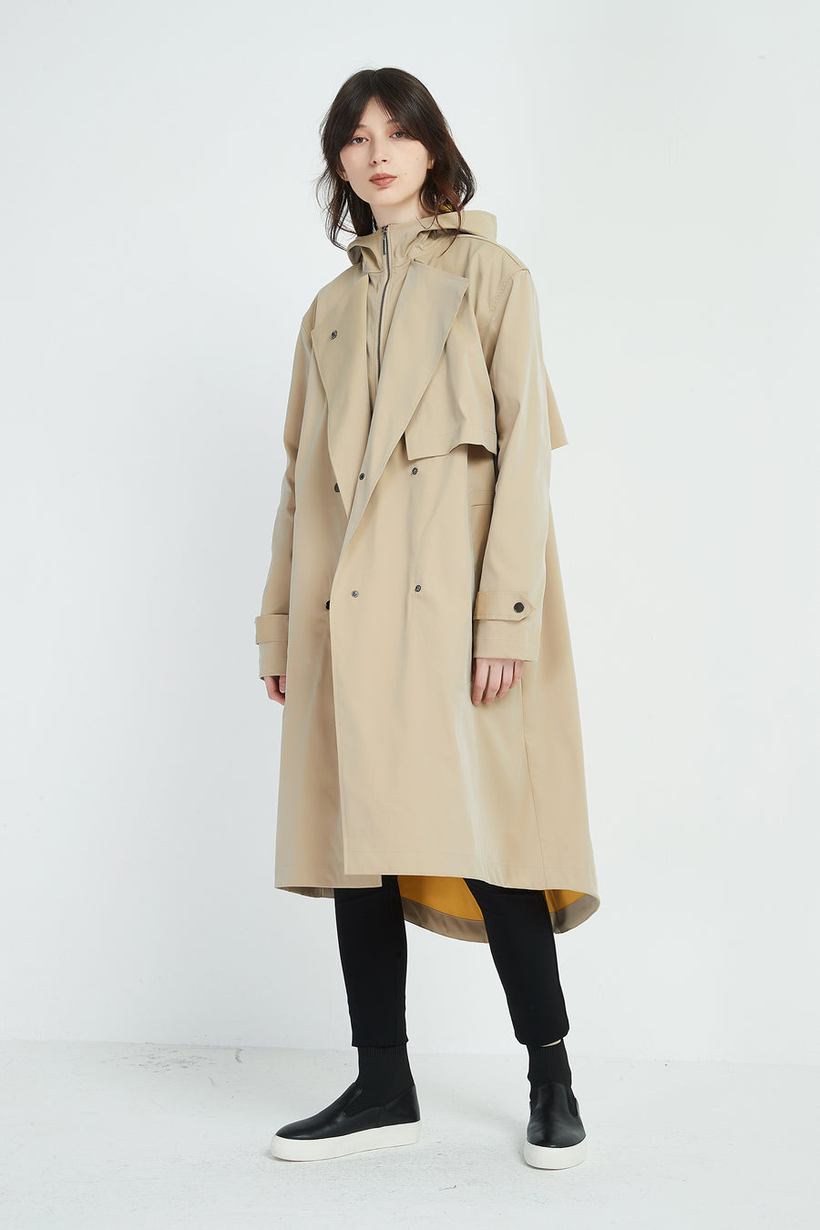CONTRAST DETAIL TRENCH