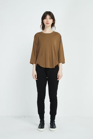 DIAGONAL HI-LO TEE (more colours available)