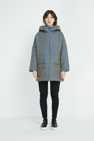OVERSIZED HEAVY PADDED COAT