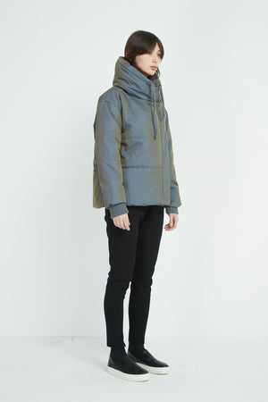 BIG COLLAR JACKET