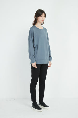 DOLMAN SLEEVE BAMBOO SWEAT