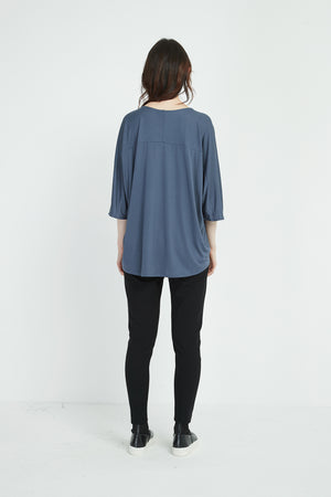 EMPIRE SEAM TOP (more colours available)