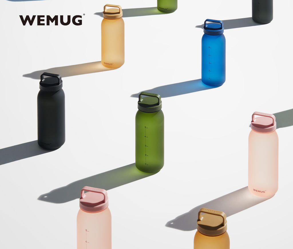 WEMUG Milk Brew Bottle