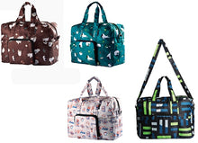 Load image into Gallery viewer, Travel Duffel Bag - Helsinki - h-a-n-d