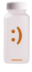 WEMUG Drink Bottle F550 Emoji, Tritan BPA Free (6 colors), compatible with WEMUG brew coffee filter - WEMUG