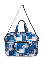 Load image into Gallery viewer, Foldable Duffel Bag Water Repellent with themed pattern - WEMUG