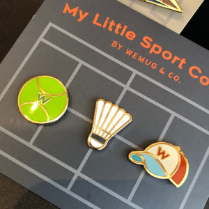 Sport Club Pin - WEMUG