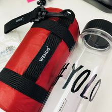 Load image into Gallery viewer, WEMUG Hashtag Lifestyle Water Bottle - S500 #YOLO - WEMUG