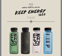 Load image into Gallery viewer, Energy & Keep Tritan BPA Free Water Bottle - h-a-n-d