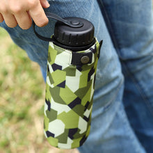 Load image into Gallery viewer, Camo Jacket Tritan BPA Free Water Bottle - WEMUG