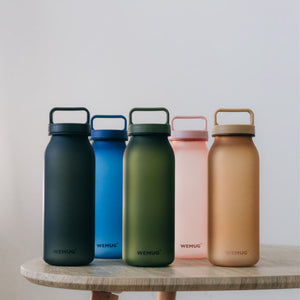 WEMUG Handle Water Bottle F620 BPA-Free Tritan - WEMUG