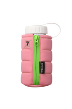 Load image into Gallery viewer, Zipper Jacket Tritan BPA Free Water Bottle - WEMUG