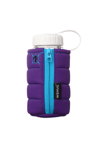 Zipper Jacket Tritan BPA Free Water Bottle - WEMUG