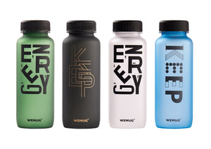 Energy & Keep Tritan BPA Free Water Bottle - h-a-n-d