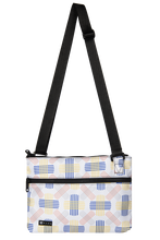 Load image into Gallery viewer, Water repellent, Light weight, Side Bag-Berlin White - WEMUG