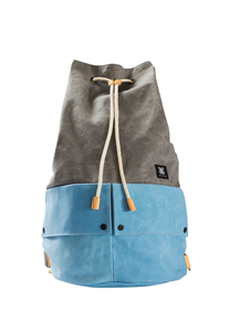 Trip Canvas Backpack - Grey (for him)