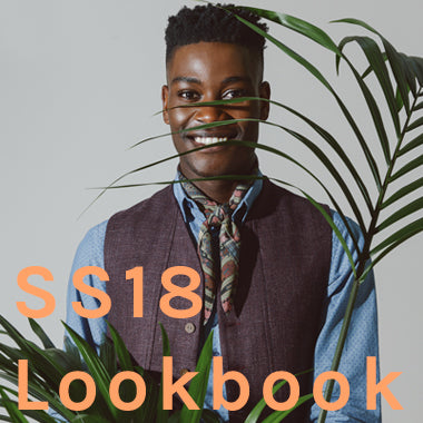 SS18 'Natural Textures' Look Book