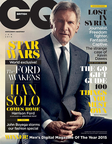 GQ for 40 Colori