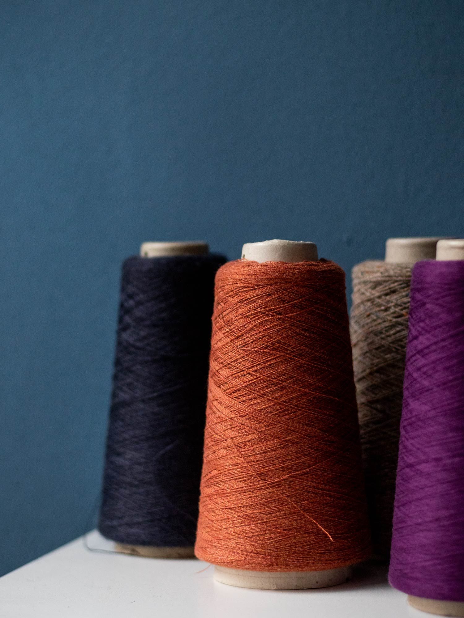 40 Colori Services - Made to Order Yarns