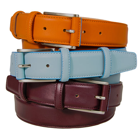 Milano Genuine Leather Belt