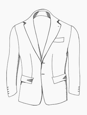 Made to Order Casual Blazers | 40 Colori Made in Italy Menswear
