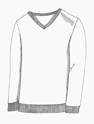 KW.01 Flat Knit Cashmere Knitwear | 40 Colori Made in Italy Menswear