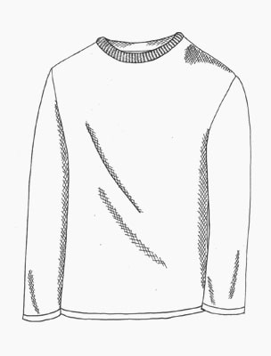 KW.02 Waffle Knit Wool & Cashmere Knitwear | 40 Colori Made in Italy Menswear