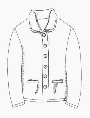 KW.04 Waffle Wool & Cashmere Knitted Overshirt | 40 Colori Made in Italy Menswear