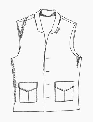 Made to Order Waistcoats | 40 Colori Made in Italy Menswear