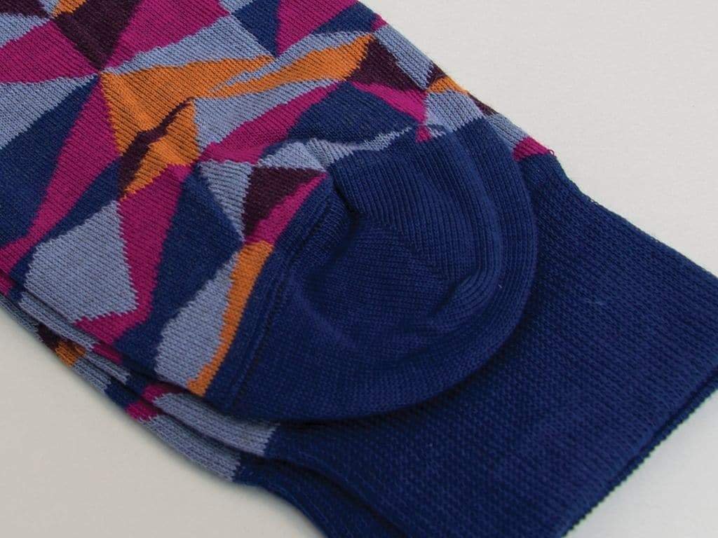 Mosaic Organic Cotton Socks