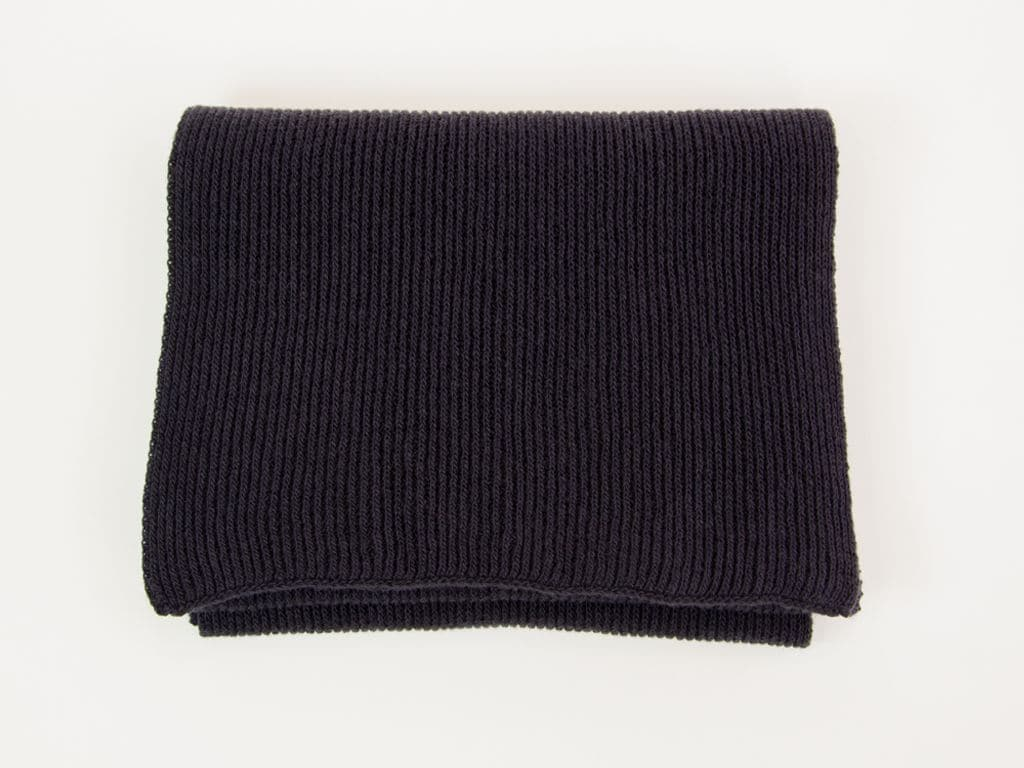 Solid Wool & Cashmere Scarf