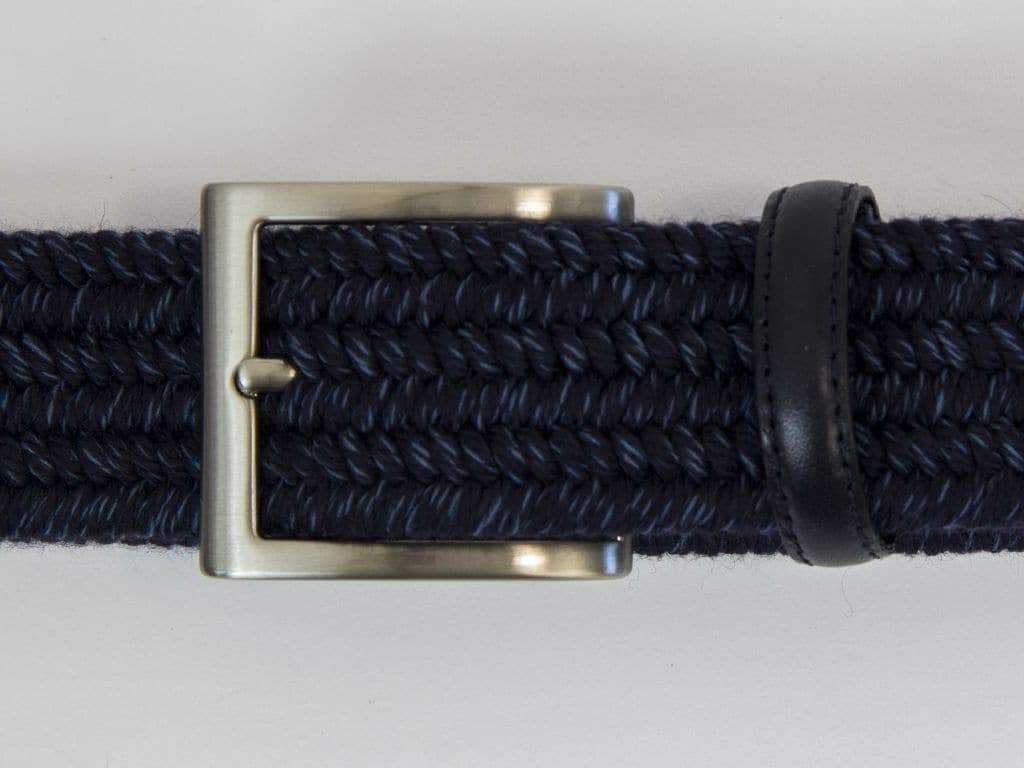 Elasticated Melange Belt