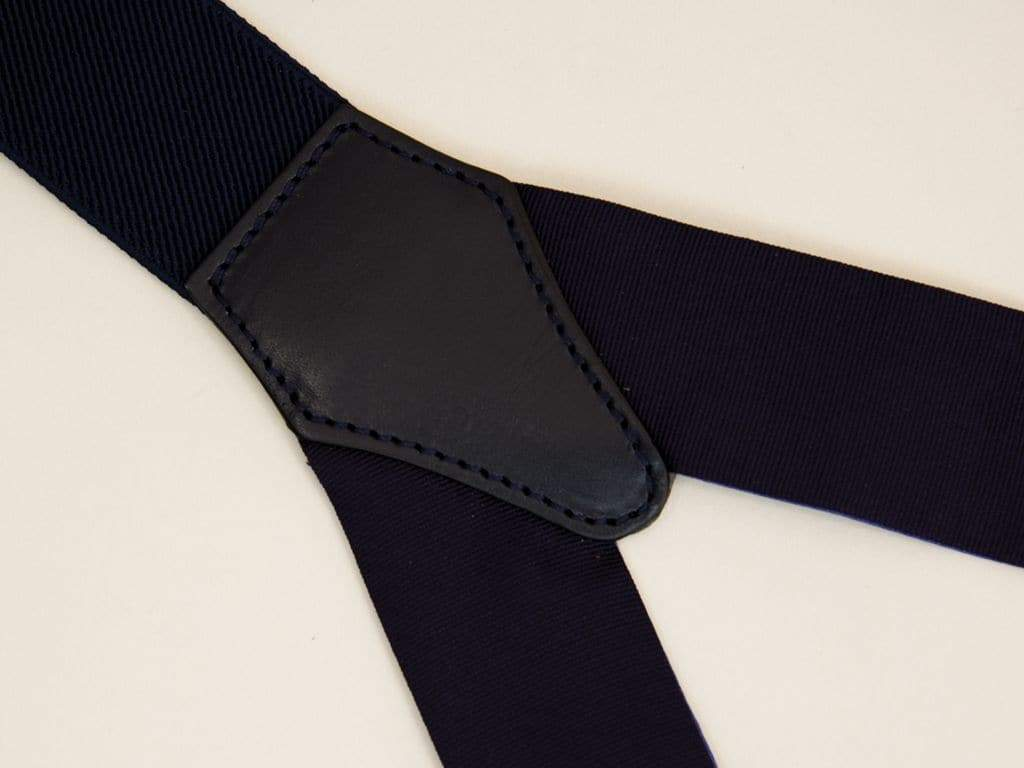 Solid Silk Braces