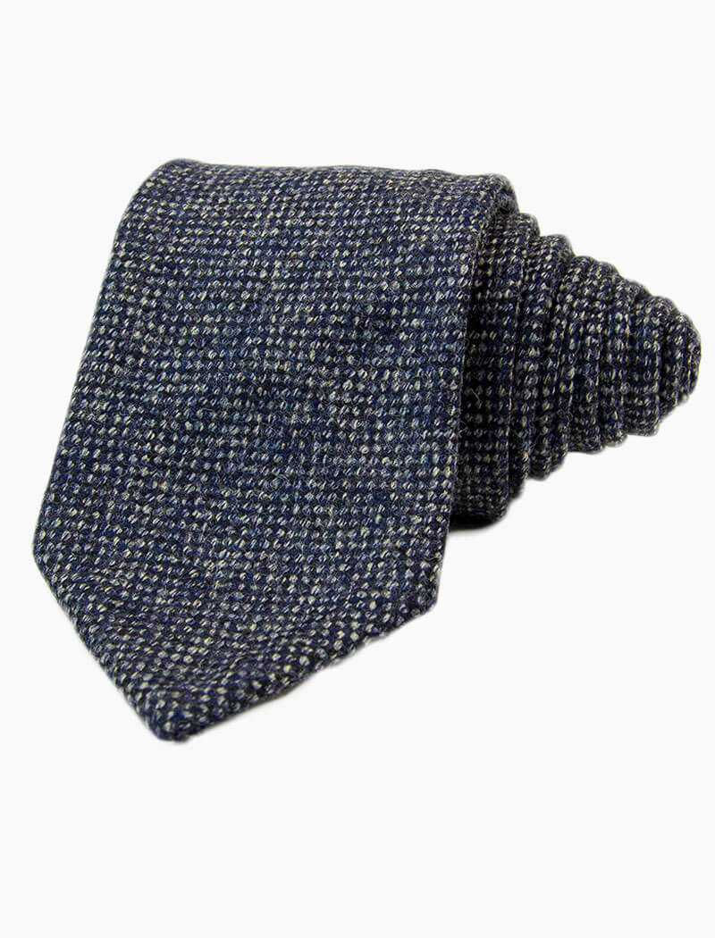 Donegal Wool Tie | 40 Colori