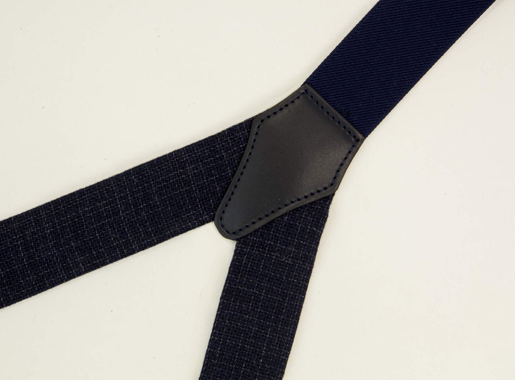 SOLID WOOL BRACES