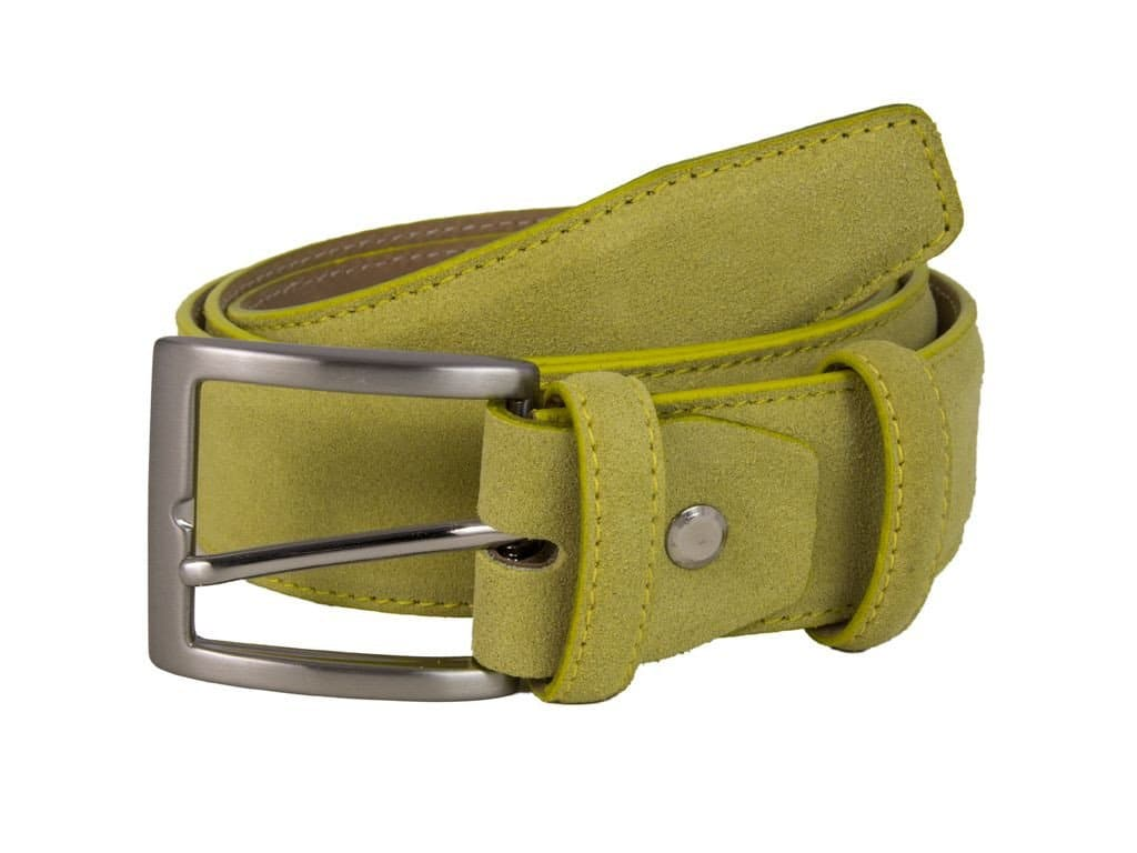 Trento Leather Belt