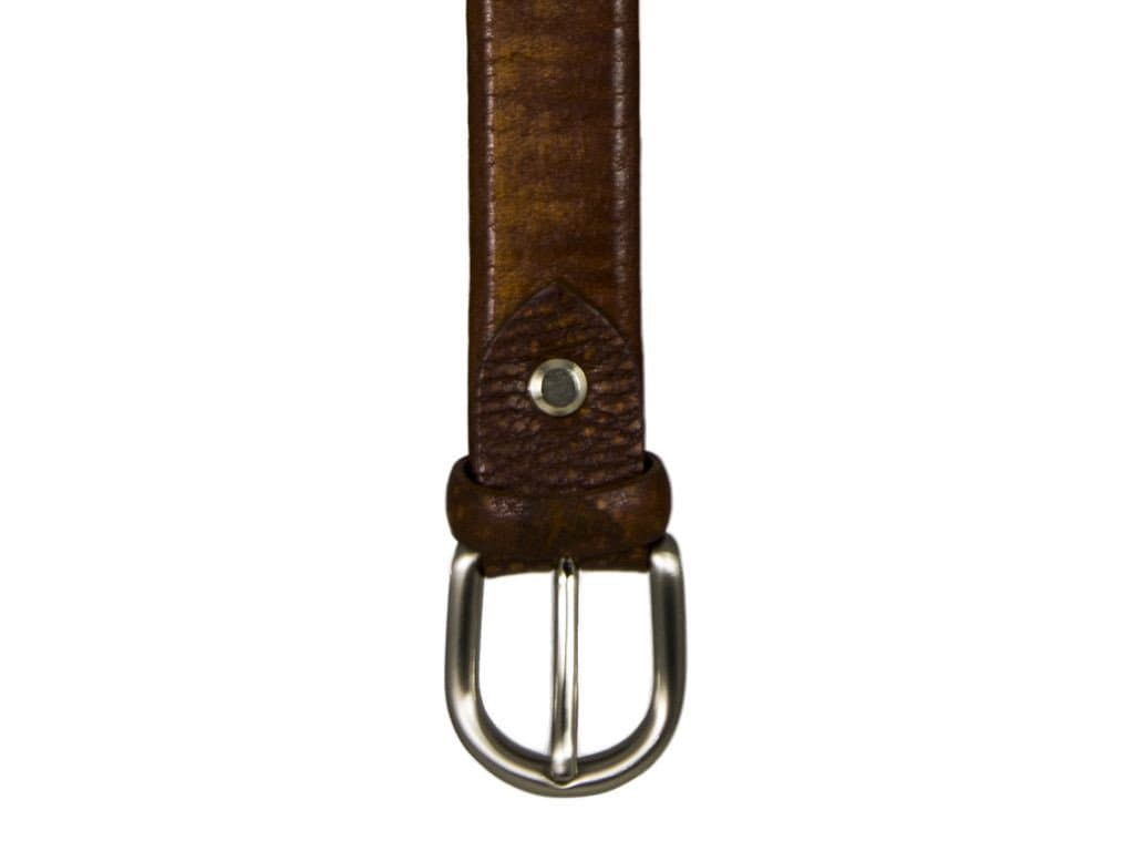 PISA LEATHER BELT