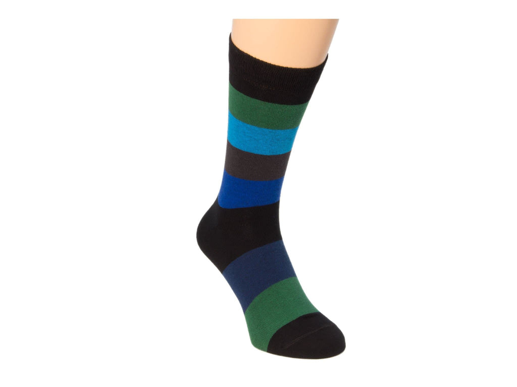 THICK STRIPED SOCKS