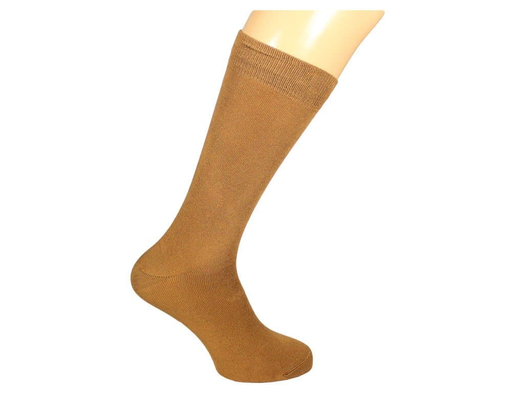 SOLID BAMBOO SOCKS
