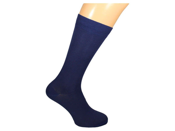 SOLID ORGANIC COTTON SOCKS